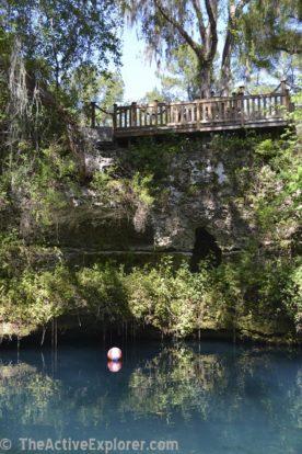 Blue Grotto Spring
