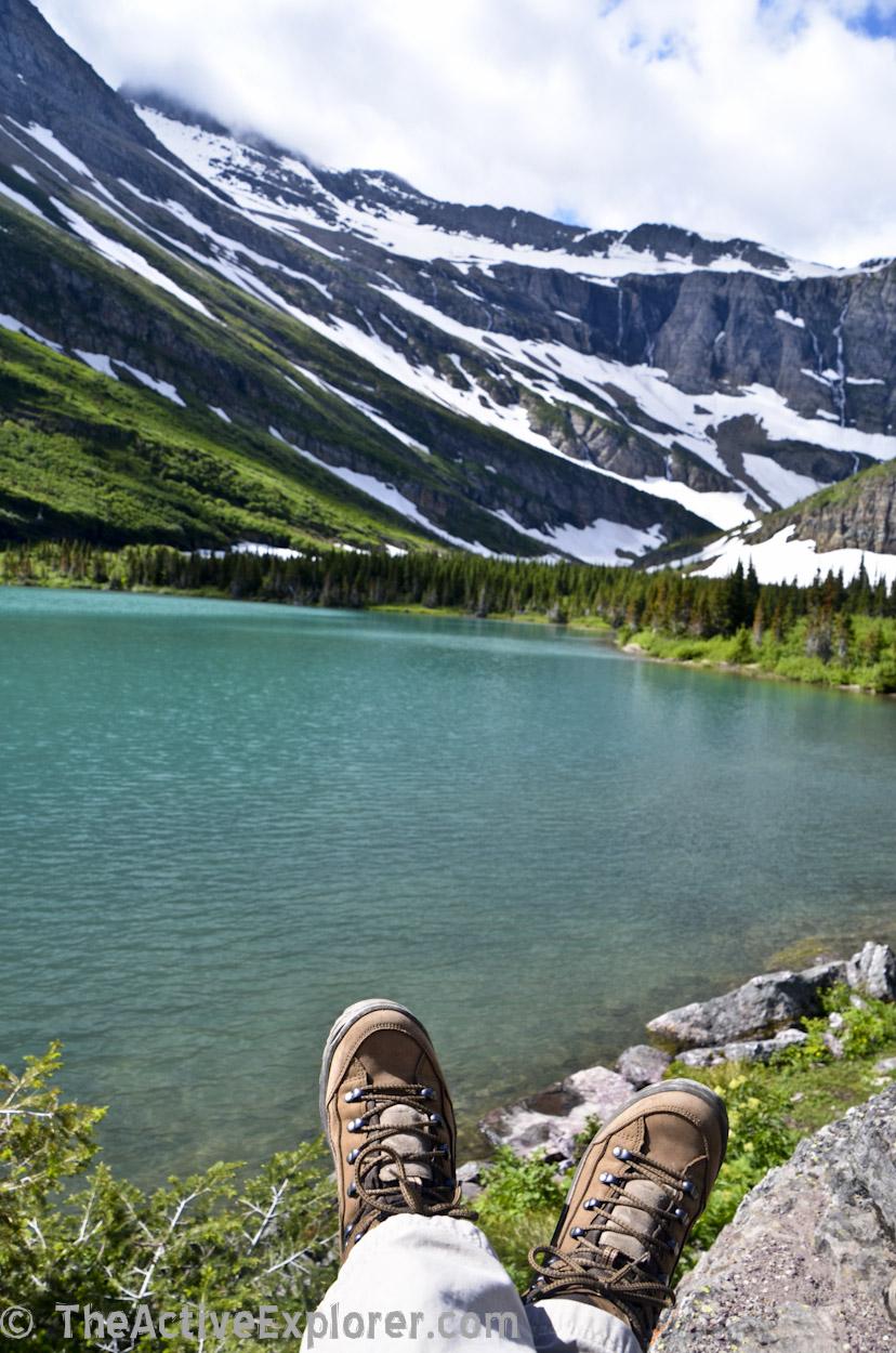 Bullhead Lake, Glacier National Park