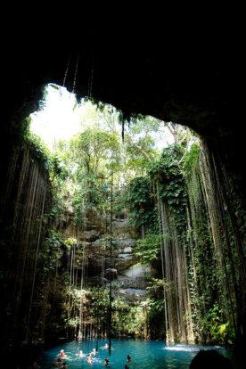 Cenote Ikkil