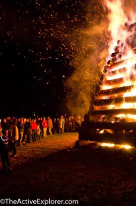 TAG bonfire