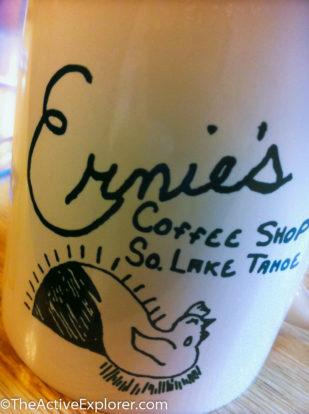 Ernie's mug