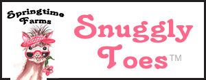 Snuggly Toes Logo