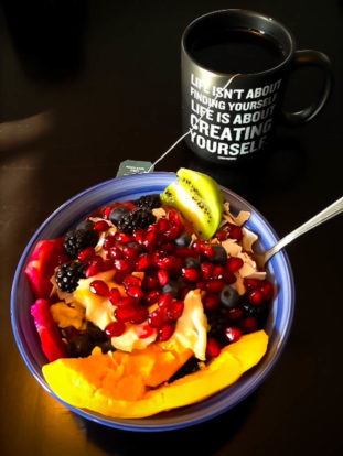 Tropical Fruit Bowl
