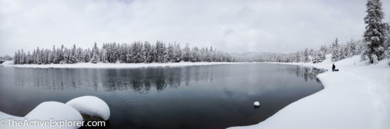 Pano view of the North Fork