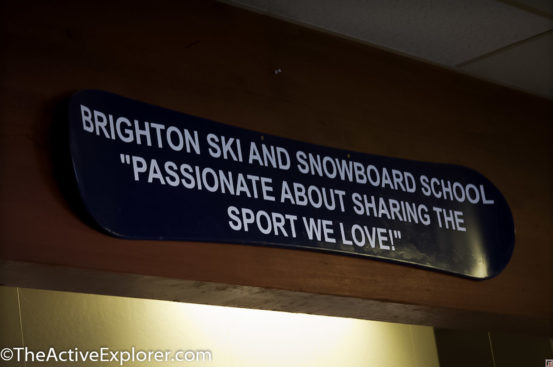 Brighton Snow Sports School Mission