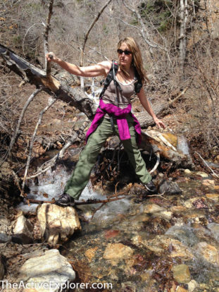 Big Cottonwood Hike