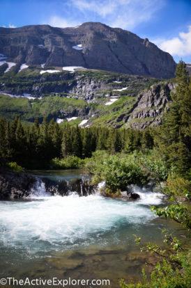 Many Glacier Valley - 3