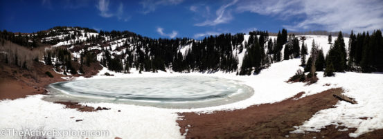 Desolation Lake Pano