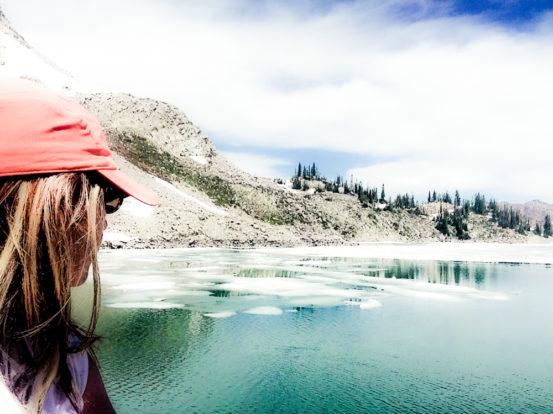 White Pine Lake Afternoon