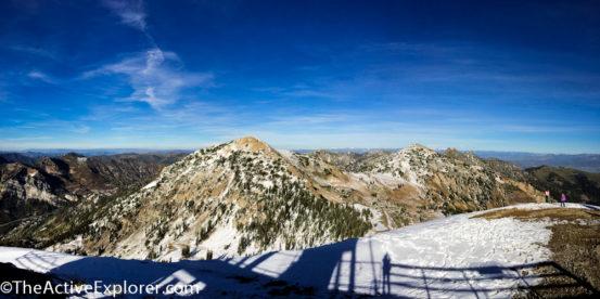 Hidden Peak View