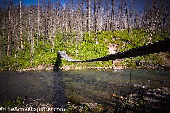 Red Eagle Trail Bridge