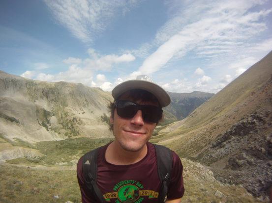 Andrew Commander Hiking