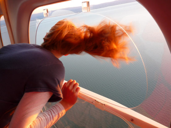 Zeppelin Ride