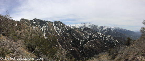 Mount Olympus Hike at the Saddle