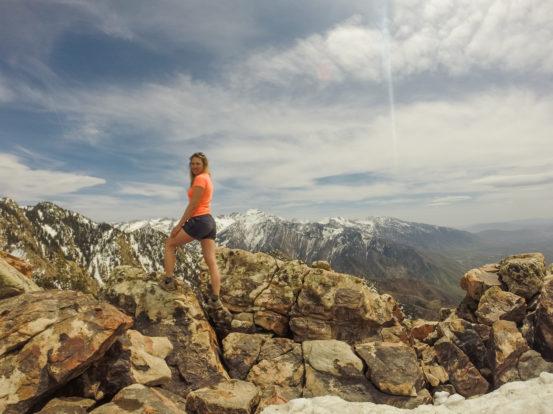 Summit of Mount Olympus