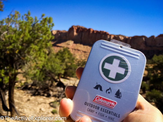 Coleman Mini 1st Aid Kit
