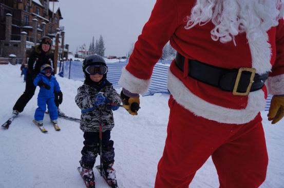 14 holiday ski resort events