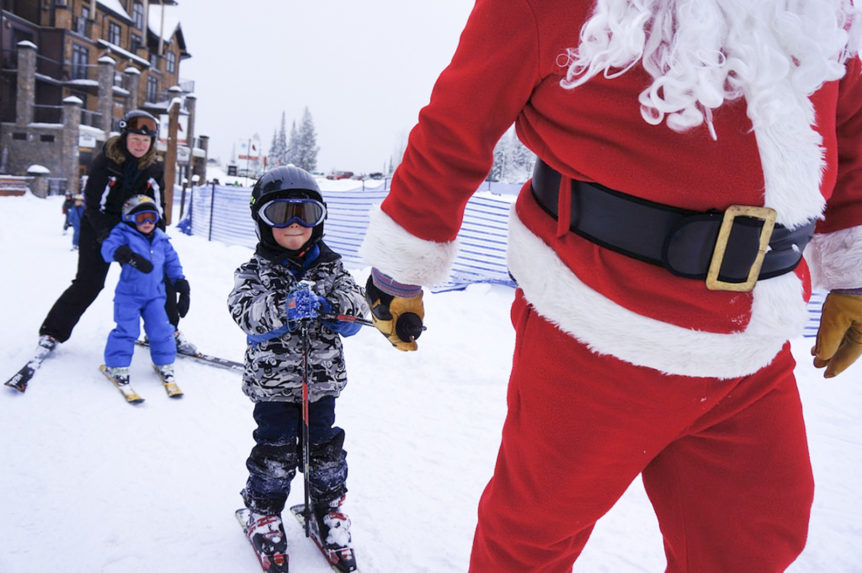 14 ski resorts delivering holiday cheer