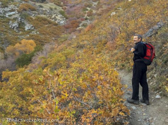 Orson Smith Trail to Lone Peak - TheActiveExplorer.com