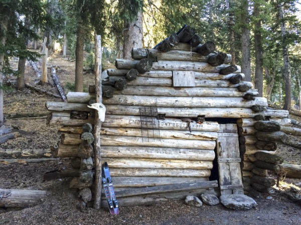 Outlaw Cabin, Lone Peak Hike - TheActiveExplorer.com