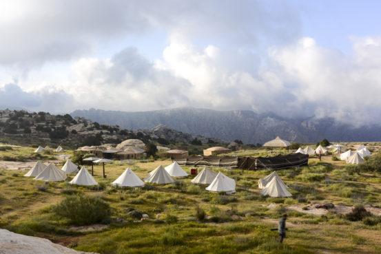 Rummana Camp, Jordan