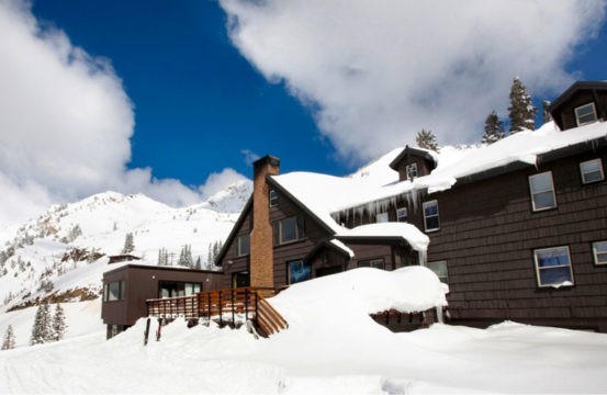 Alta Lodge Winter