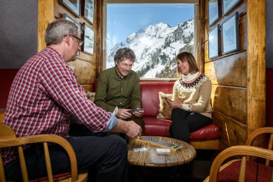 Sitzmark Alta Lodge