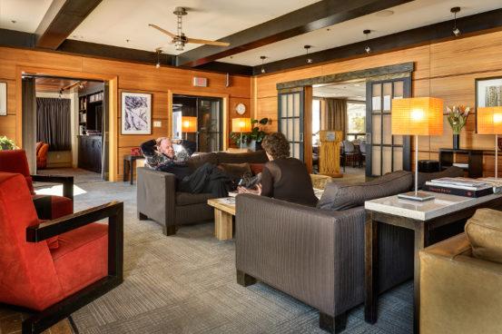 Alta Lodge Lobby