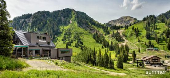 Alta Lodge Summer